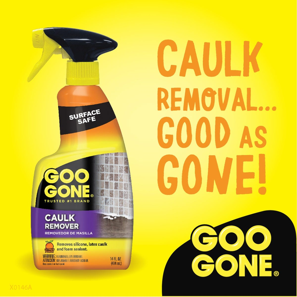 caulk remover goo gone. Black Bedroom Furniture Sets. Home Design Ideas