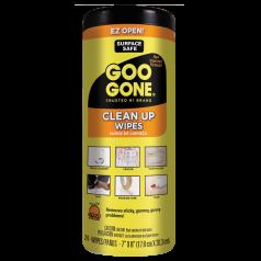 Goo Gone Clean Up Wipes