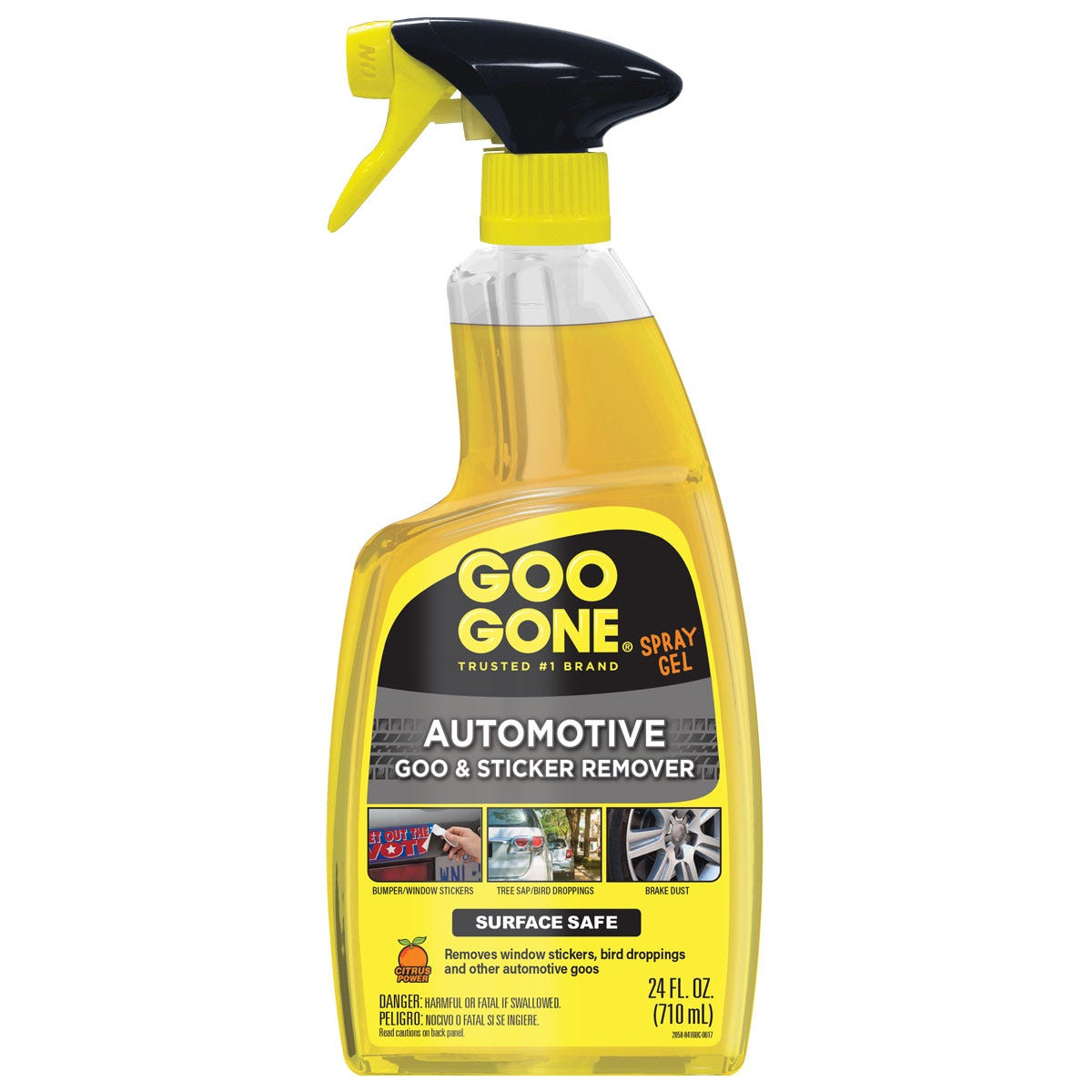 Automotive Goo & Sticker Remover