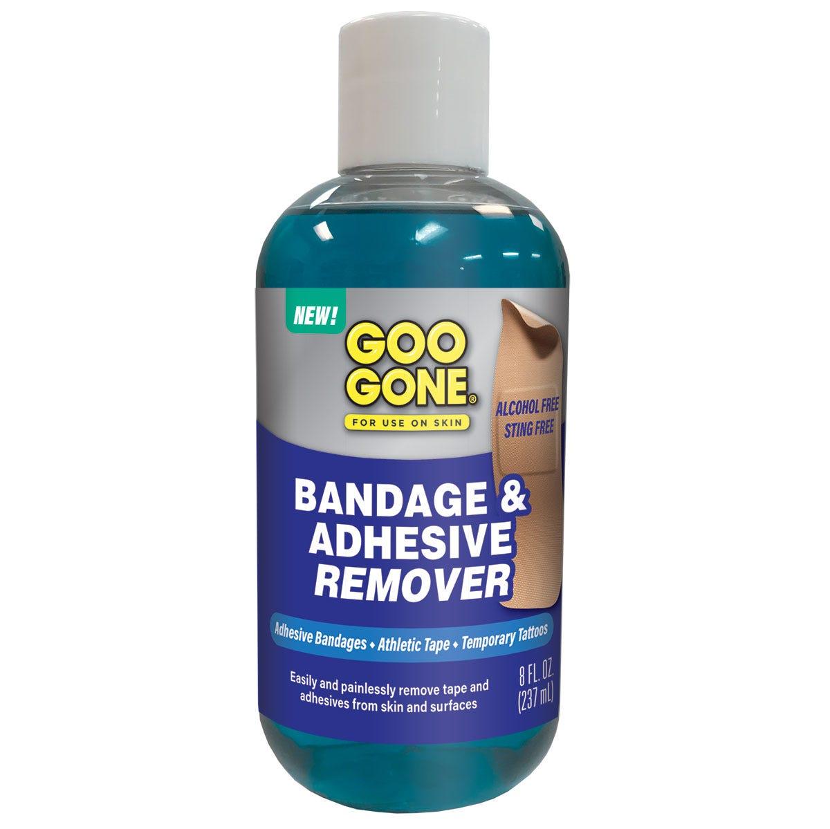 Goo Gone for skin