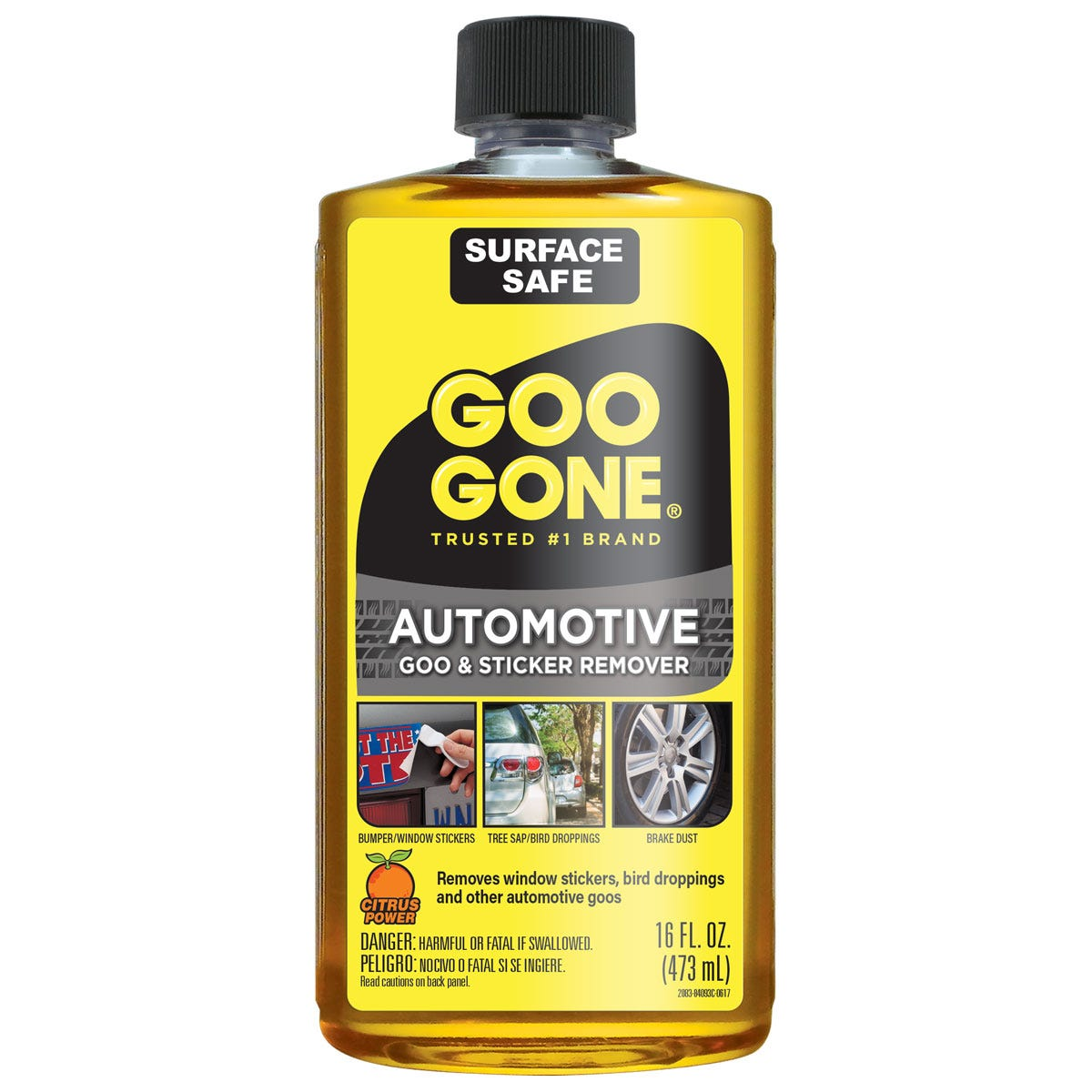 Goo Gone Automotive Pour Bottle