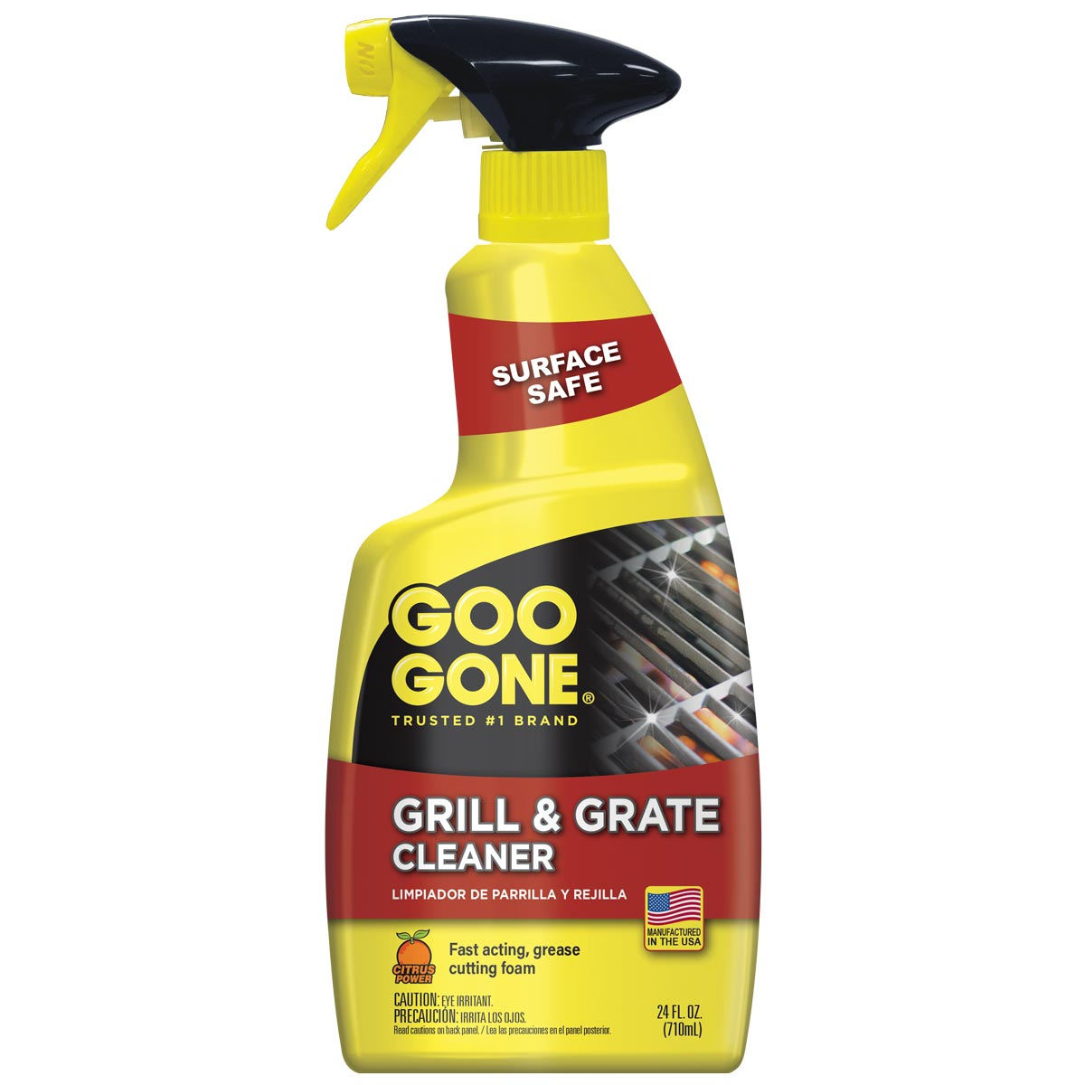 Grill & Grate Cleaner