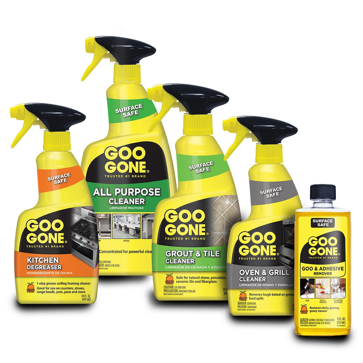 Goo Gone Home Cleaning Kit
