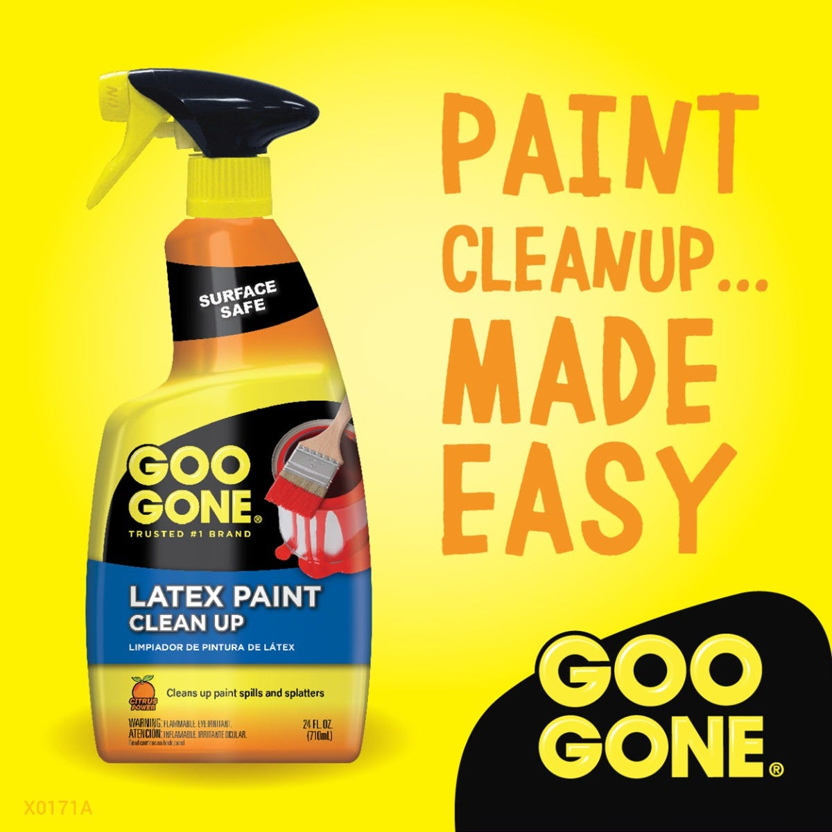Paint Clean Up Made Easy