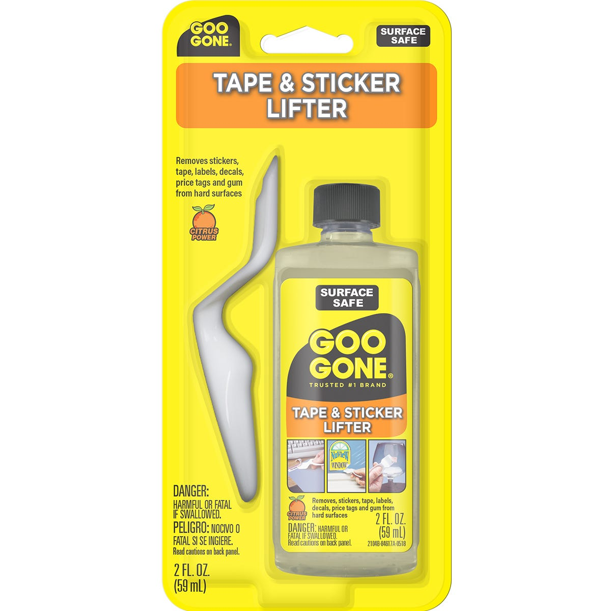 Goo Gone Tape & Sticker Lifter