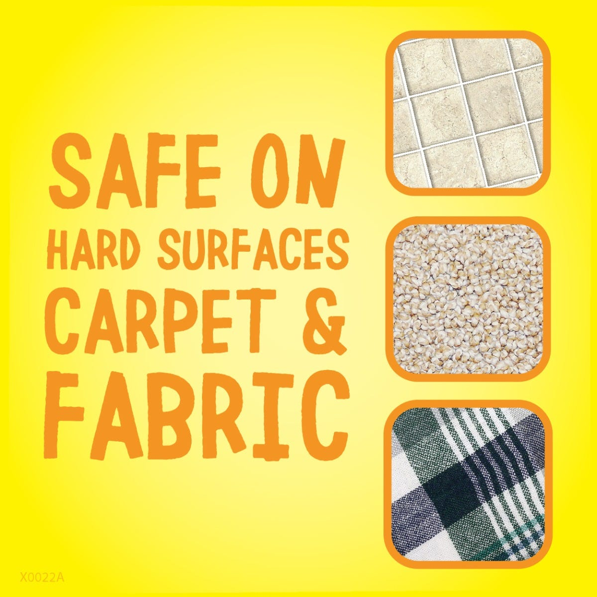 Safe Surfaces Clean Up wipes