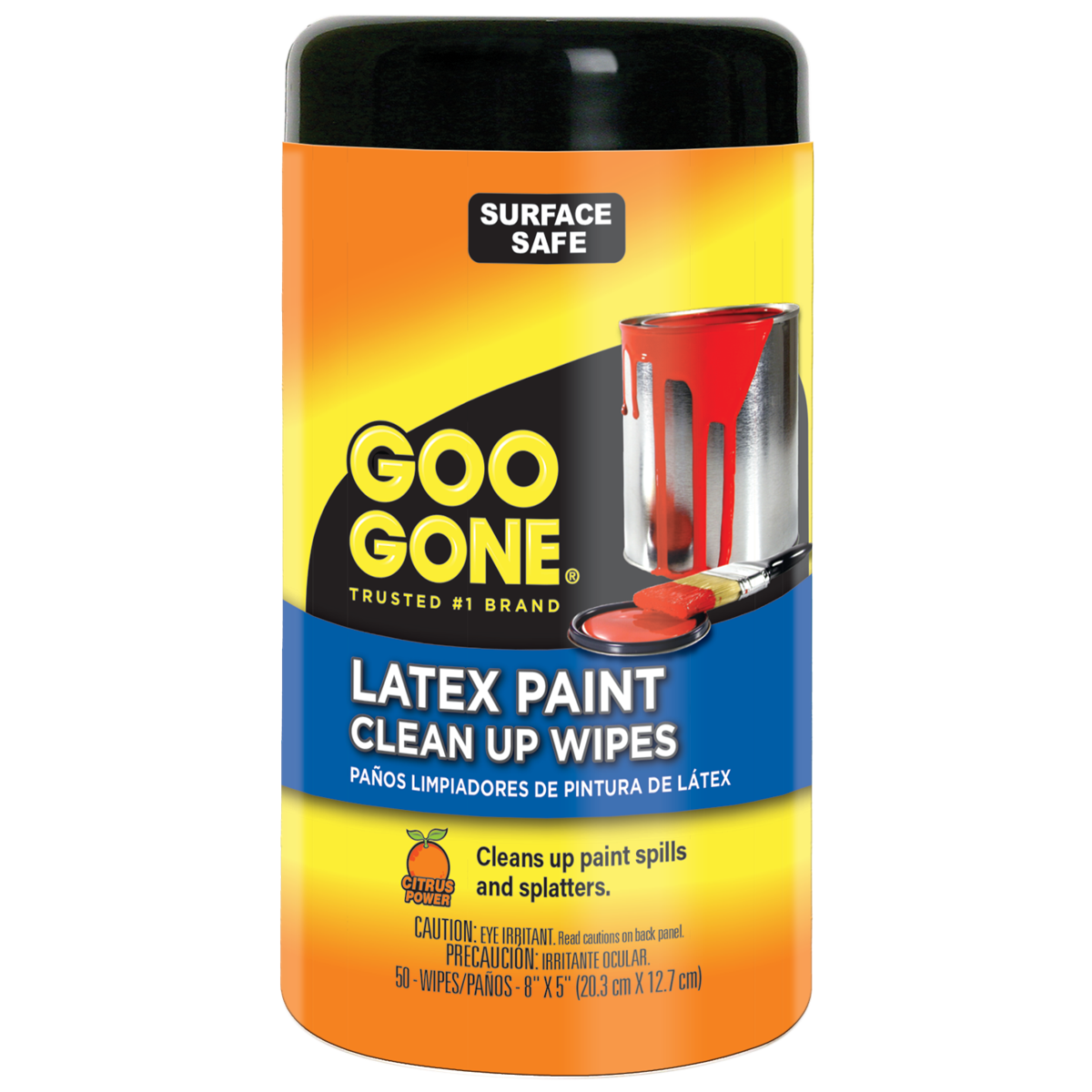 Goo Gone Paint Remover Wipes