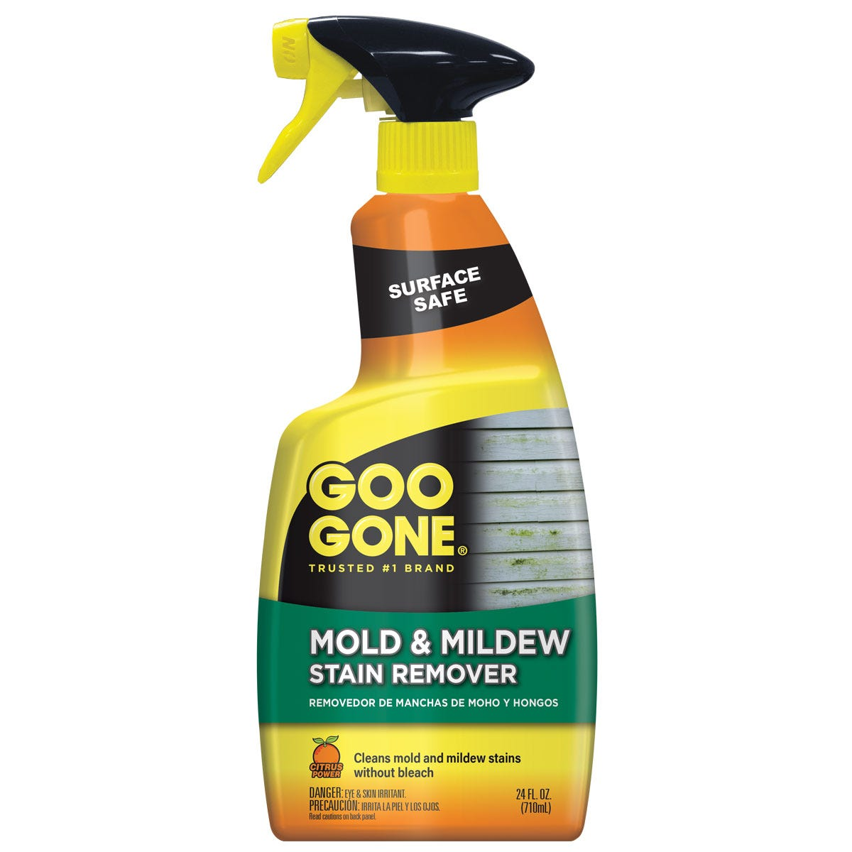 Mildew Stain Remover Spray