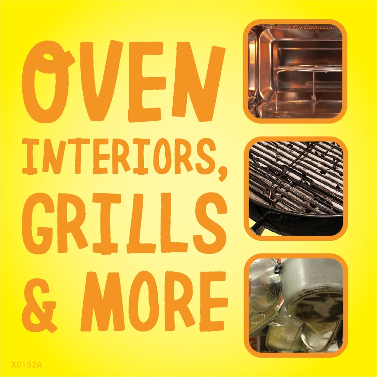 Use on ovens, grills & more