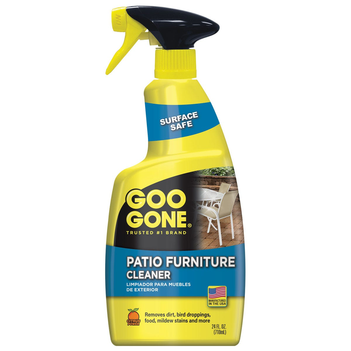 Goo Gone Patio Furniture Cleaner