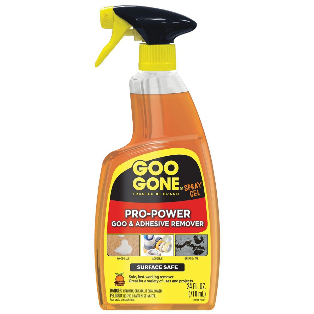 Goo Gone Pro Power Spray Gel Goo Gone