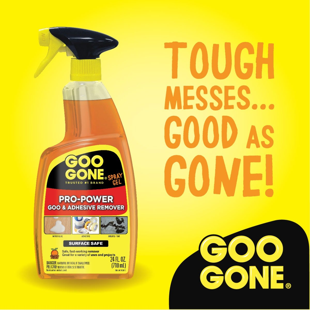 Tough Goo Removal