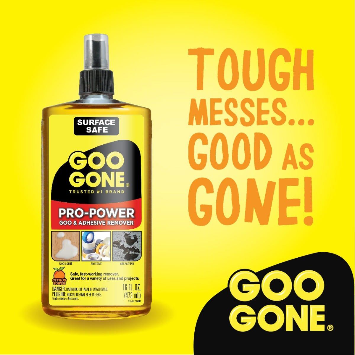 Tough Goo Removal Spray