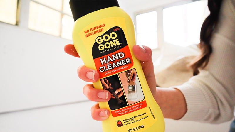 Remove Paint Off Hands
